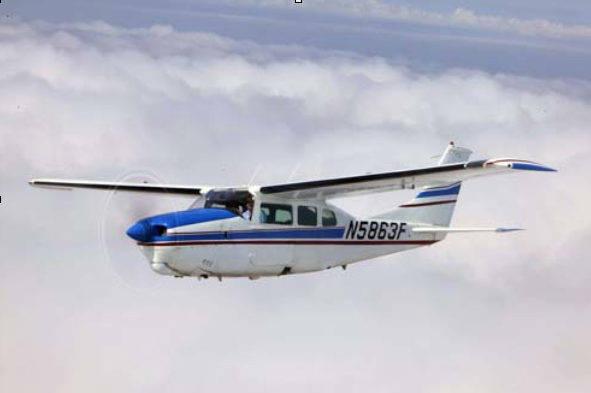 Contrasting Accident Statistics In Imc Cessna 182 And 210