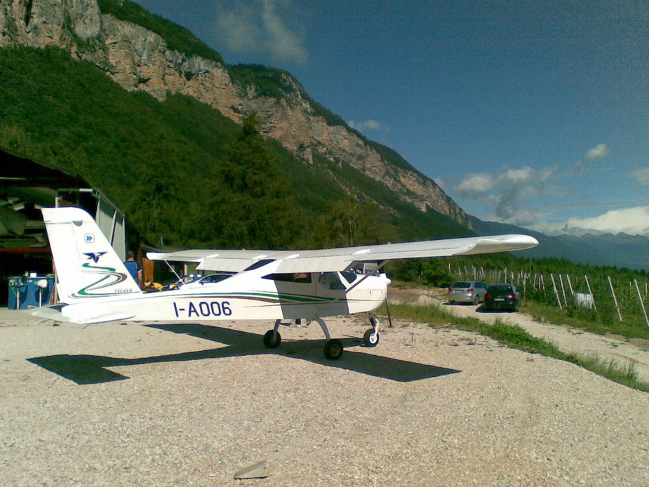 Flying - Flying Ultralights in the Northeast of Italy - a teaser