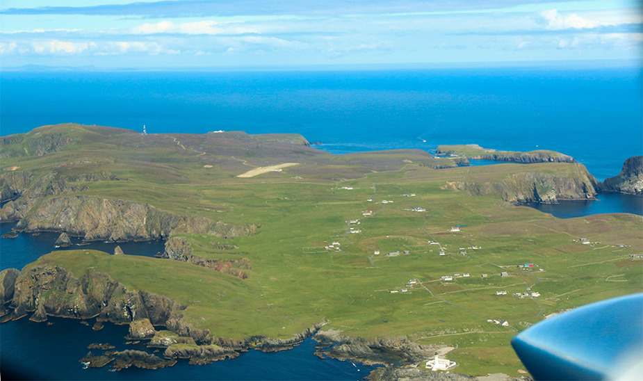 Trips & Airports - Trip Plan and Report - Biggin - Shetland ...