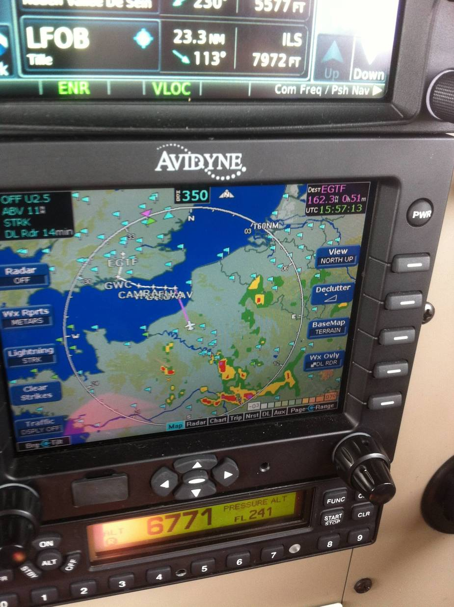 Maintenance & Avionics - Garmin GTN650 and Avidyne EX600