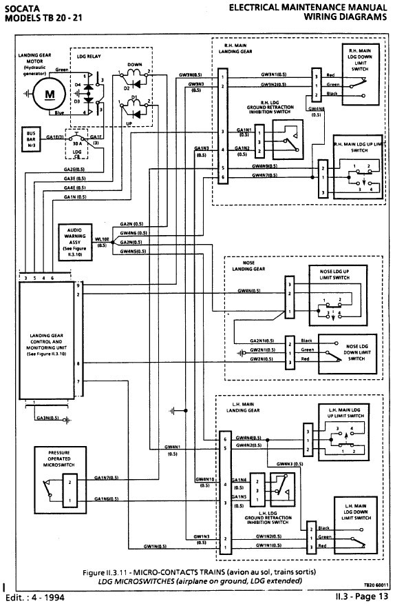 maintenance avionics cost of installing gns430 versus gtn650 the biggest problem i found is that even a uk part 145 avionics installer when faced a landing gear wiring diagram like this