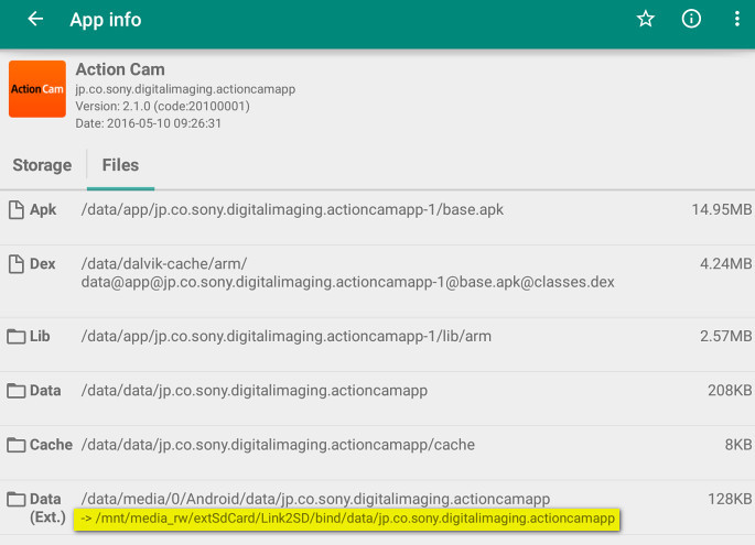 IT / Website - Any Android 4 4 2 (rooted) experts here, who know
