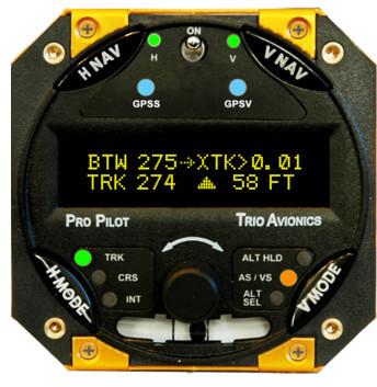 Maintenance & Avionics - Trio Avionics / Trutrak autopilot