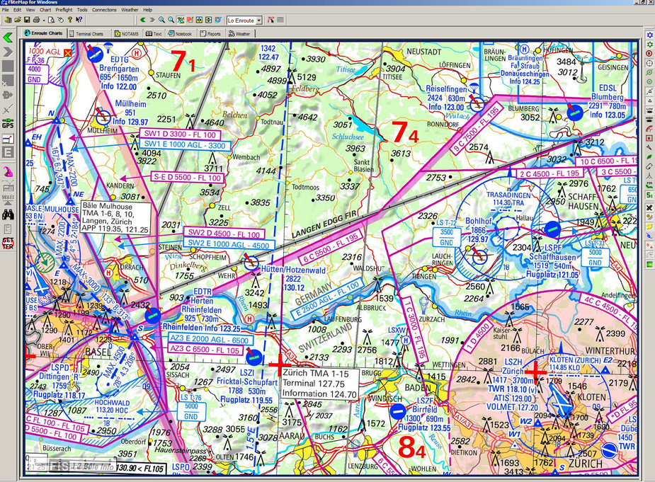 IT / Website - What to choose - SkyDemon, Jeppesen FD