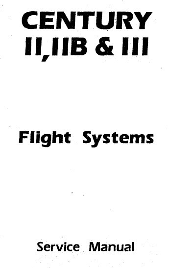 149865 20547 maintenance & avionics legacy autopilot (century 3c altimatic v century iv autopilot wiring diagram at readyjetset.co