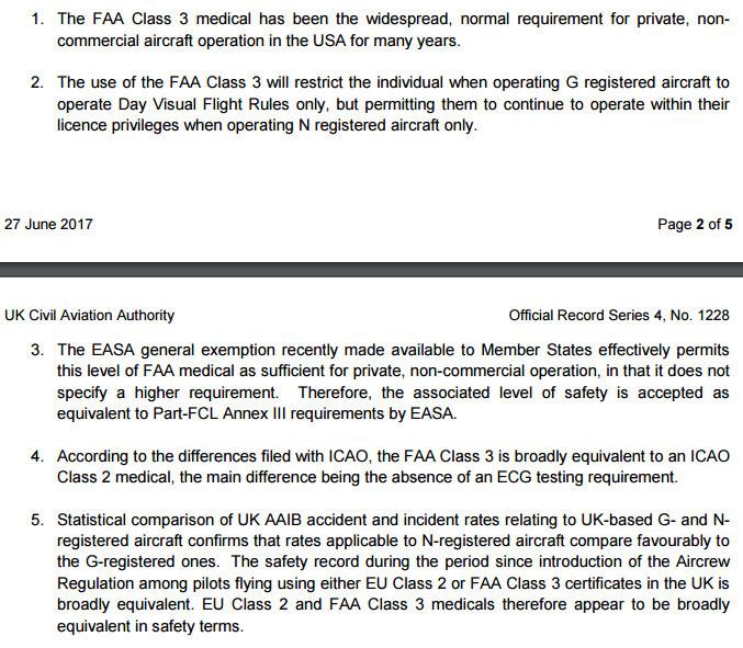 Hangar Talk - EASA FCL (anti N-reg provisions)