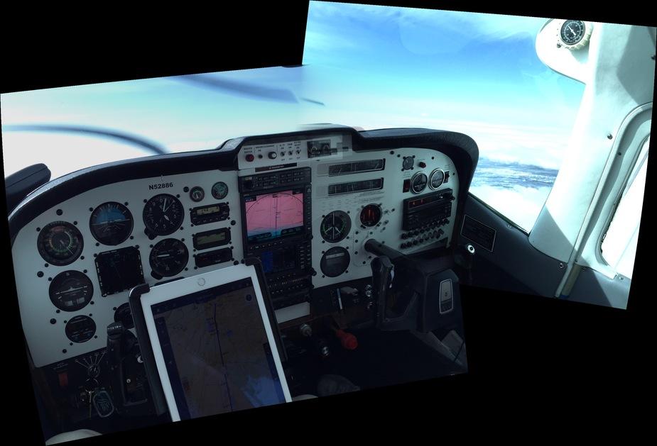Maintenance & Avionics - Your instrument panel