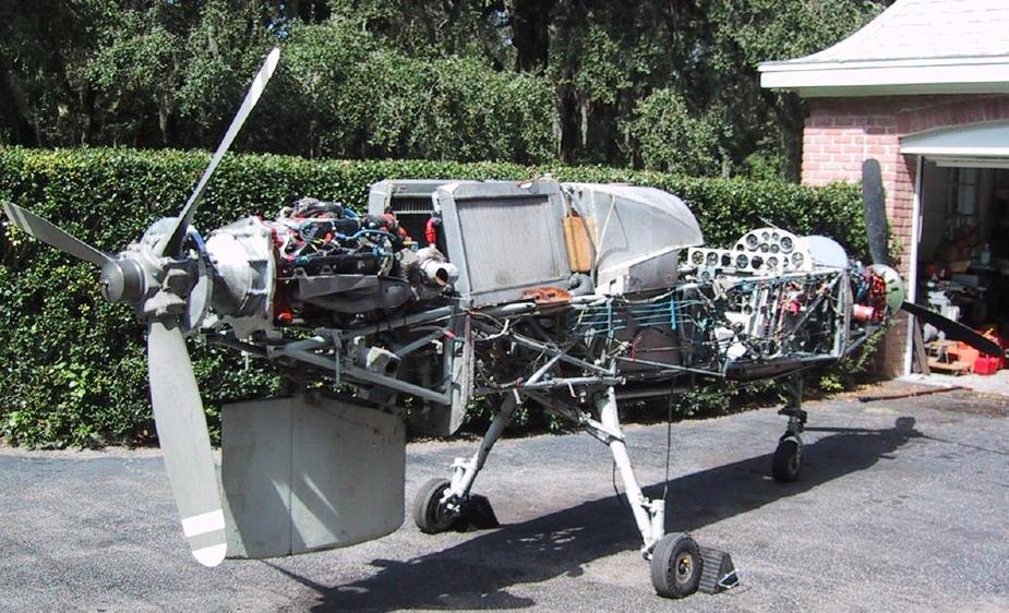 Hangar Talk - Pistonless radial engine