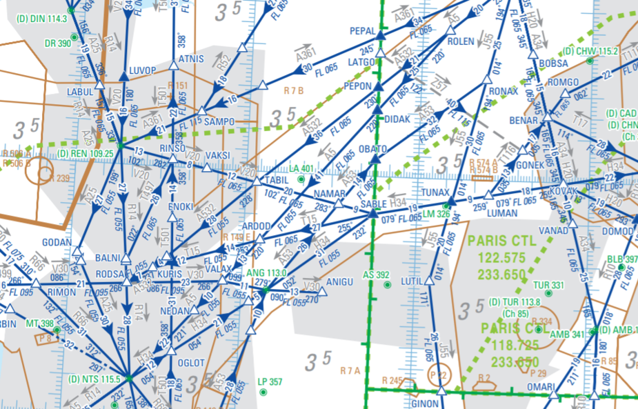 Flying - Laval LFOV, and the non ATC approach