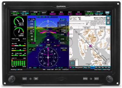 Maintenance & Avionics - Garmin G3X (merged)
