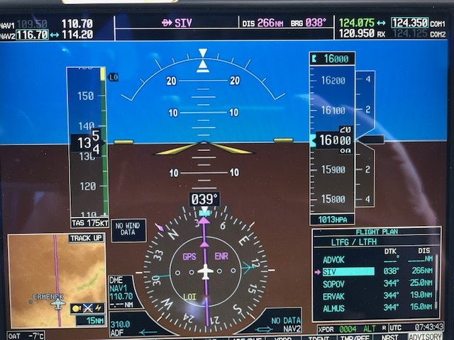 Maintenance & Avionics - GPS jamming and spoofing and